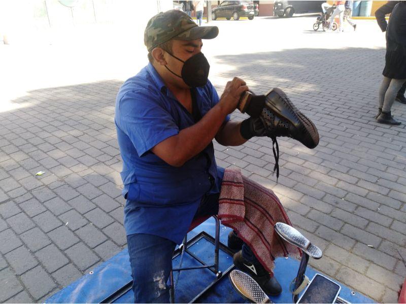 Pancho, el joven bolero de Tulancingo que le saca brillo a la vida detras del tule noticias tulancingo